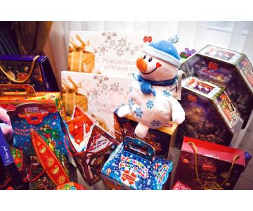 Где заказать в Воронеже подарки в школу на Новый год 2021