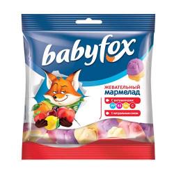 Мармелад baby fox, 30 гр.