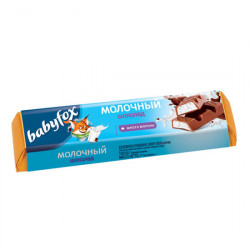 Шоколадный батончик Baby fox